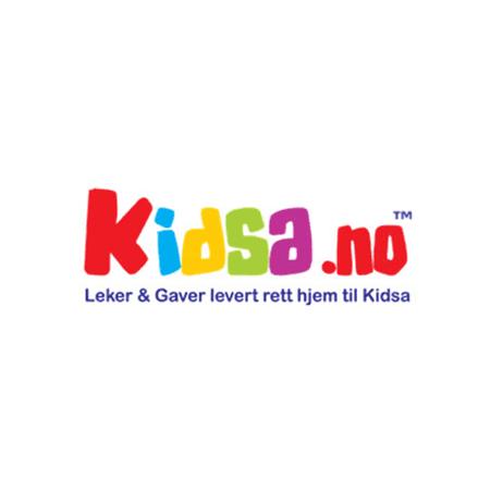 KidKraft - Sleigh Barneseng - Hvit