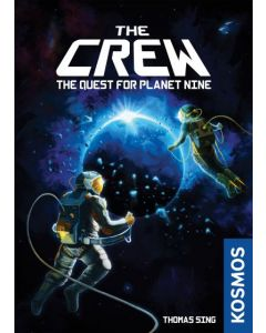 The crew kortspill