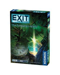 Selskapsspill escape room exit - the forgotten island