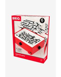 Klassisk Brio kulespill. To øvelsesbrett inkludert.