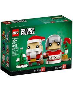 LEGO BrickHeadz 40274 Mr. & Mrs. Claus