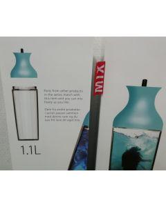 Karaffel Flaske Nuance 1,1 liter turkis