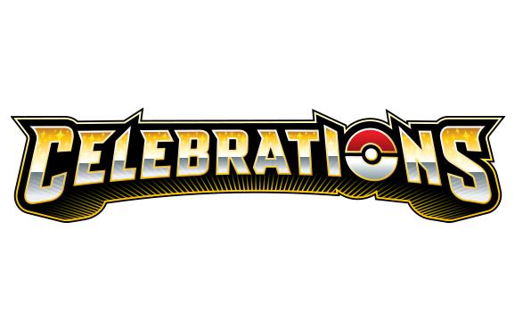 Pokemon Celebrations logo