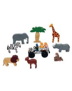 SRI Toys - Safari Trelekesett