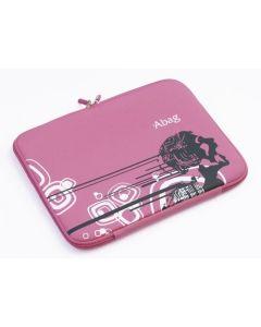 """Etui Abag PC og tablet 13,3"""" rosa"""