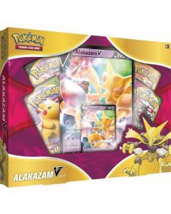 Pokémon Vivid Voltage - Alakazam V Box