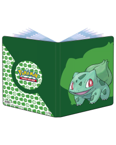 Pokemon Portfolio 4-Pocket - Bulbasaur