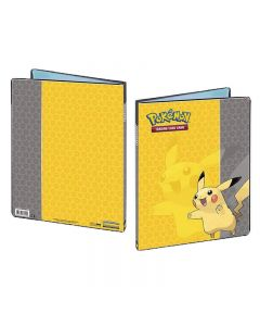 Pokemon Portfolio 4-Pocket - Pikachu