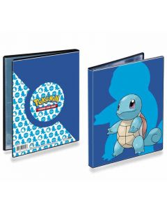 Pokemon Portfolio 4-Pocket - Squirtle