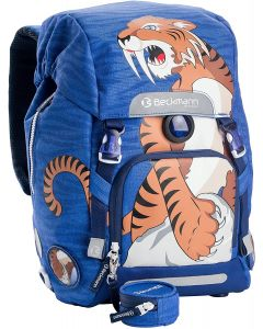 Skolesekk 1.klasse Beckmann tiger