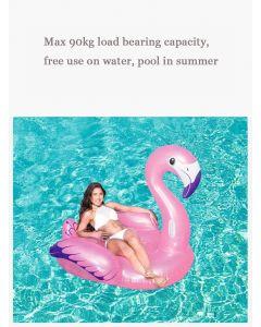 Flyteleke ekstra stor Flamingo - Bestway