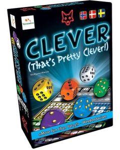 Terningspillet er også kjent som Thats Pretty Clever eller Ganz Schön Clever. Rull terningene plasser dem strategisk på din egen blokk og sank mest mulig poeng.