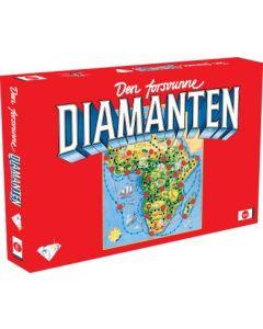 """Du er i Afrika på jakt etter den sagnomsuste diamanten """"Afrikas Stjerne"""" som du må bringe til Kairo eller Tanger."""