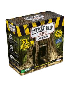 Endelig er Escape Room spillet kommet i en familieutgave slik at enda flere har mulighet til å oppleve gleden og spenningen med Escape Room.