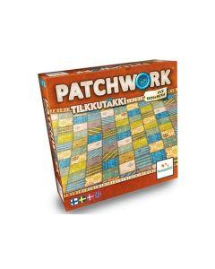 Brettspill Patchwork - beste abstrakte spill - Golden Geek