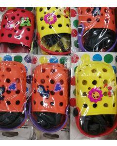 Mobilholder og telefonbeskyttelse i Crocs stil