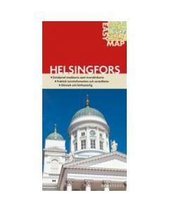 Bykart Helsingfors Helsinki EasyMap stadskarta