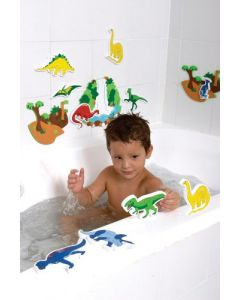 EduShape Tubfun Magic Creation Dinosaurer