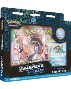 Pokemon TCG Champion's Path - Pin Collection: Hulbury Gym