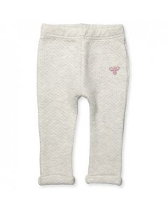 Bukse Hummel Svea barn lys grå