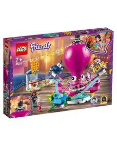LEGO Friends 41373 Funny Octopus Ride morsomt blekksprut tivoli