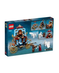 LEGO Harry Potter 75958 Beauxbatons' Carriage: Arrival at Hogwar