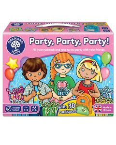 Orchard Toys - Party, party, party! Brettspill