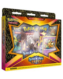 Pokemon Shining Fates - Pin Box - Dedenne