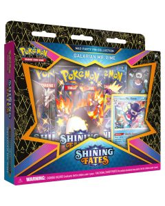 Pokemon Shining Fates - Pin Box - Galarian Mr. Rime