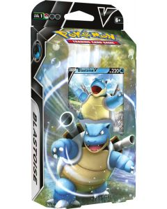Pokémon TCG: V Battle Deck Blastoise