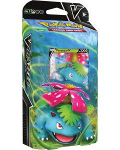 Pokémon TCG: V Battle Deck Venusaur