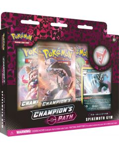 Pokemon TCG Champion's Path - Pin Collection: Spikemuth Gym