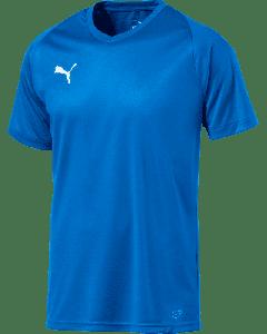 T-skjorte Puma Liga Jersey Core Youth blå farge