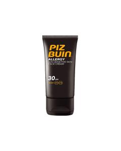 Piz Buin - Denne solkremen er utviklet i samarbeid med dermatologer for å beskytte solsensitiv hud.