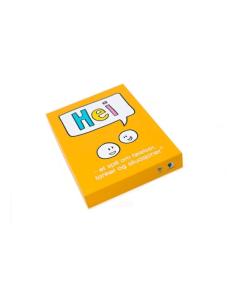 Brettspill Hei - Et spill om følelser, tanker og situasjoner (Winsnes/Olsen)