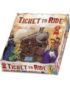 Spill Ticket to Ride USA brettspill