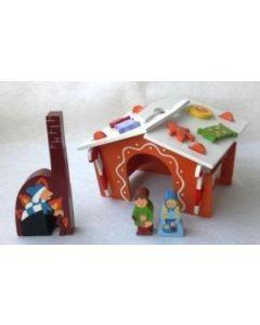 SRI Toys Hans og Grete Lekesett