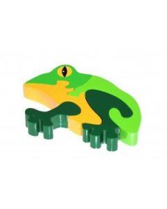 SRI Toys Klossepuslespill Frosk