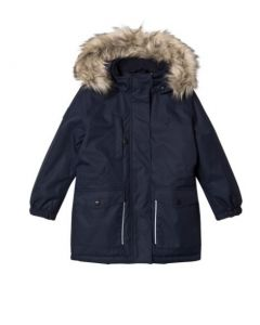 Vinterjakke med hette Hummel Jayze jakke barn