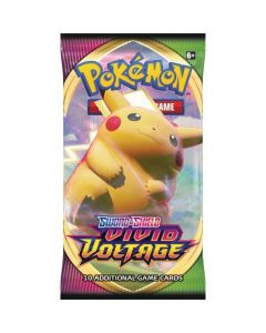 Pokémon TCG Vivid Voltage Boosterpakke
