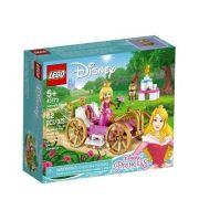 LEGO Disney 43173 Torneroses kongelige vogn