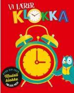 Vi lærer klokka - bok om å lære klokken