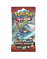 Pokémon TCG Crimson Invasion Boosterpakke